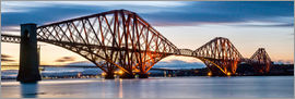Markus Ulrich - Forth Bridge, Edinburgh, Scotland