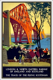 Forth Bridge London Railway