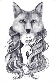 Valeriya Korenkova - Fox in the soul