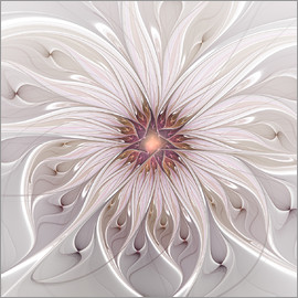 gabiw Art - Floral Fantasy, Abstract Fractal Art