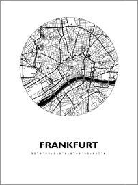44spaces - FRANKFURT MAP HFR