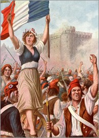 Tancredi Scarpelli - French Revolution - Taking the Bastille