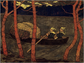 Georges Lacombe - Boatwomen in Brittany