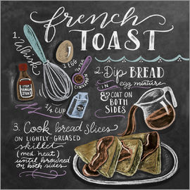 Lily & Val - frenchtoast
