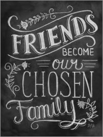 Lily & Val - Friends Become Our Chosen Family