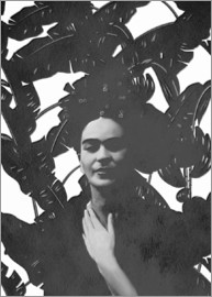Mandy Reinmuth - Frida black and white