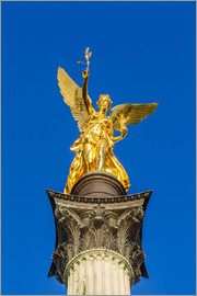 Dieterich Fotografie - Angel of peace in Munich