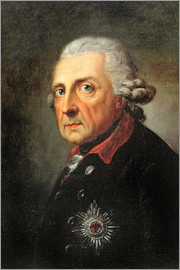 Anton Graff - Friedrich, King of Prussia