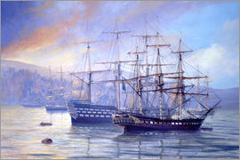 Rob Johnson - Frigate and 1st Rate c.1815