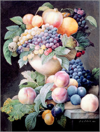 Pierre Joseph Redouté - Fruits