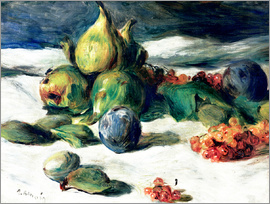 Pierre-Auguste Renoir - Fruit still life