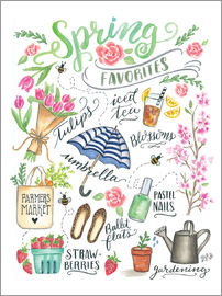 Lily & Val - Spring Favourites