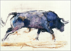 Mark Adlington - Galloping bull