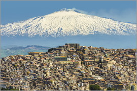 Robert Francis - Etna and Gangi