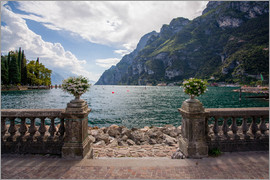 Dennis Fischer - Lake Garda in the summer