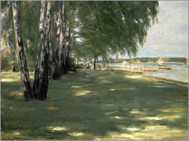 Max Liebermann - The Artist's Garden
