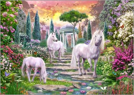 Jan Patrik Krasny - Classical garden unicorns