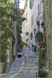 Stuart Black - Alley in Saint-Paul-de-Vence