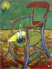 Vincent van Gogh - Gauguin's Chair