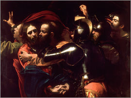 Michelangelo Merisi (Caravaggio) - Arrest of Christ