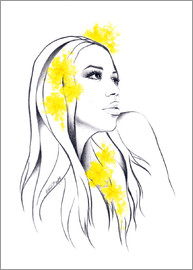 EDrawings38 - Yellow flowers