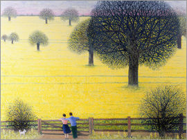 Pat Scott - Yellow field