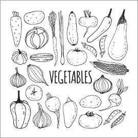 Vegetable cuisine