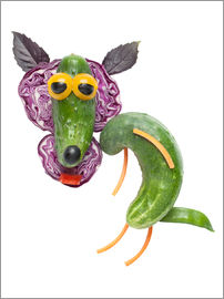 Vegetable animals - Wolf