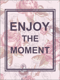 Typobox - Enjoy the Moment