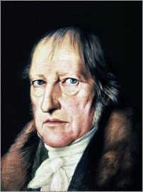 Jacob Schlesinger - Georg Wilhelm Friedrich Hegel