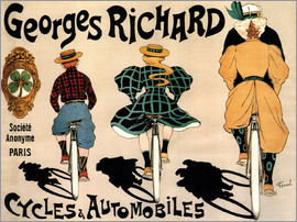 Fernand Fernel - Georges Richard bicycles