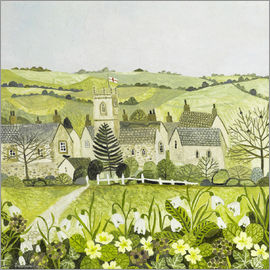 Vanessa Bowman - Saint George's Day