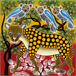 Mzuguno - Cheetah in the bush