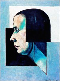 Theo van Doesburg - Face Dadaism