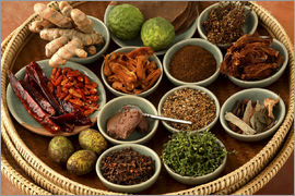 Luca Tettoni - Spices from the Thai cuisine