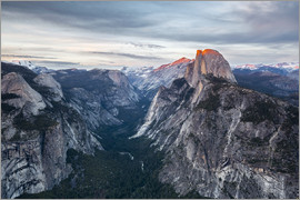 Thomas Klinder - Glacier Point - Yosemite NP