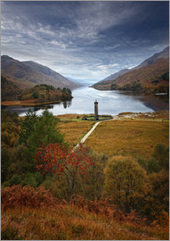 Martina Cross - Glenfinnan Monument - Scotland