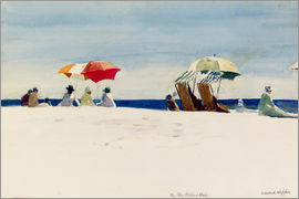 Edward Hopper - Gloucester Beach, Bass Rocks