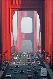 Peter Wey - Golden Gate Bridge, San Francisco, USA
