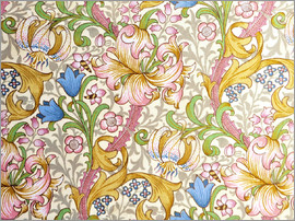 William Morris - Golden lily