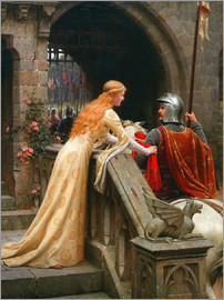 Edmund Blair Leighton - God Speed!