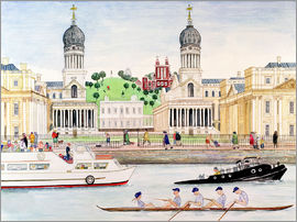 Gillian Lawson - Greenwich