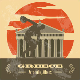 Greece - Acropolis