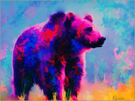Rosalina Nikolova - Grizzly Bear