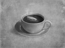 Terry Fan - Whale in a teacup