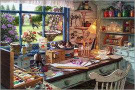 Steve Read - Grandmas Craft Shed