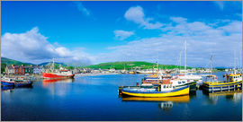 The Irish Image Collection - Dingle Harbour, Ireland