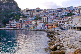 Michael Runkel - Harbor of Parga, mainland Greece, Greece, Europe