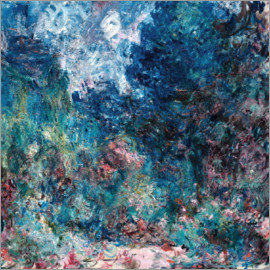 Claude Monet - The house of the artist