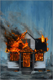 Famous When Dead - House on Fire